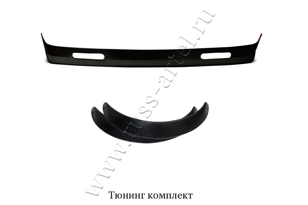 TKVAZ 024400 - Установка фендеров на ваз 2107